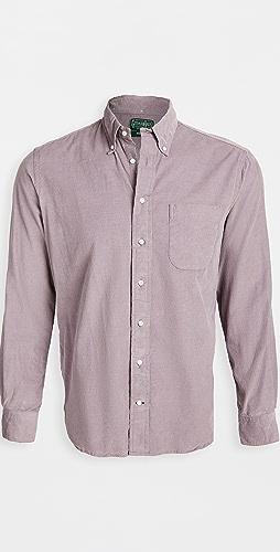 Gitman Vintage - Corduroy Button Down Shirt