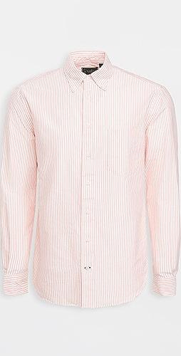 Gitman Vintage - Stripe Oxford Shirt