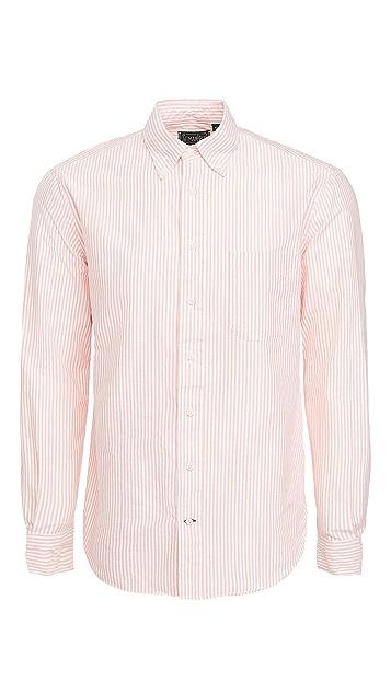 Gitman Vintage Stripe Oxford Shirt