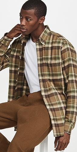 Gitman Vintage - Country Plaid Button Down Shirt