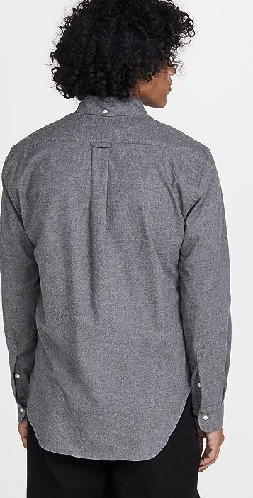 Gitman Vintage Flannel Button Down Shirt