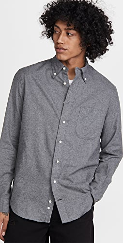 Gitman Vintage - Flannel Button Down Shirt