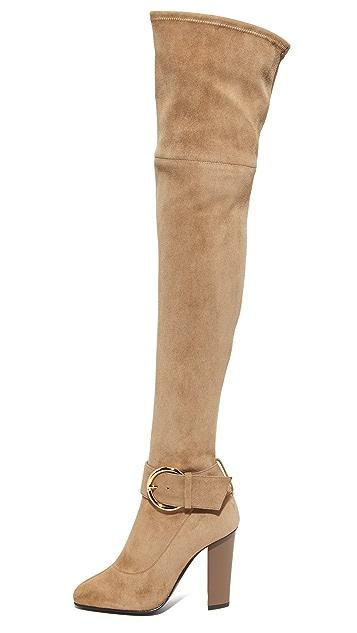 f67a7035866 ... Giuseppe Zanotti Knee High Boots ...
