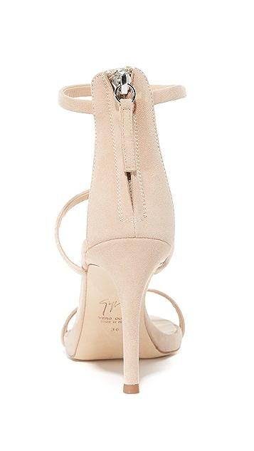 Giuseppe Zanotti 系带凉鞋