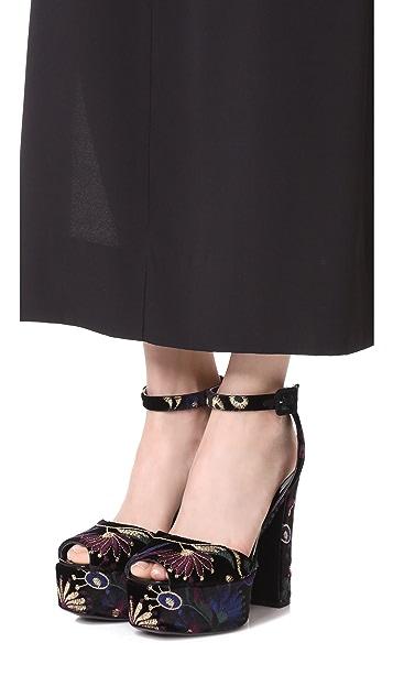 e9870371fe3c Giuseppe Zanotti Lavinia Sandal Heels  Giuseppe Zanotti Lavinia Sandal Heels  ...