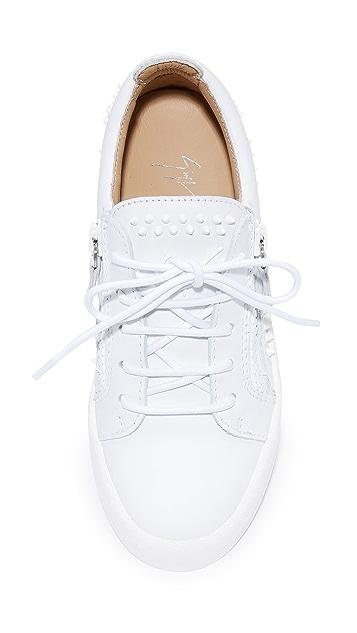 Giuseppe Zanotti Maylondonsc Sneakers