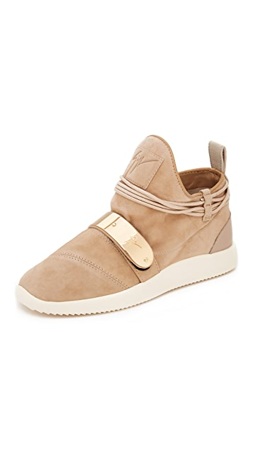 Giuseppe Zanotti Singlegsc Sneakers
