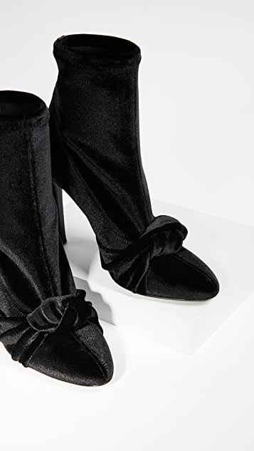 Giuseppe Zanotti Bimba Heel Booties