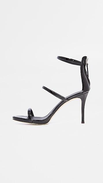 Giuseppe Zanotti Alien Sandal Heels
