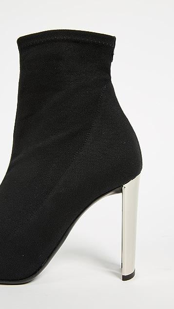 Giuseppe Zanotti Stretch Ankle Booties