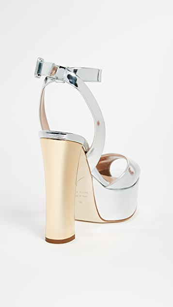 Giuseppe Zanotti Platform Sandal Pumps