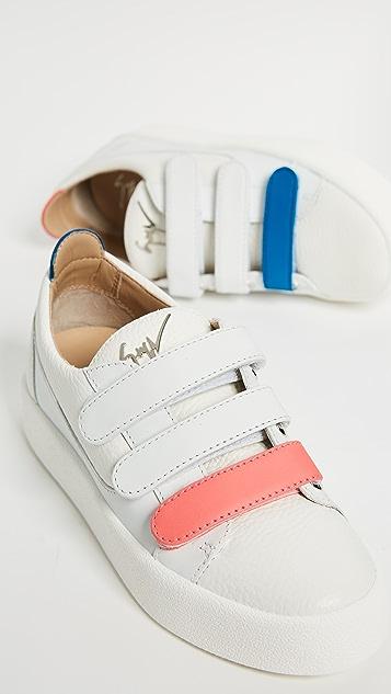 Giuseppe Zanotti Velcro Sneakers