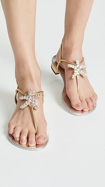 Giuseppe Zanotti Bug 20 Sandals