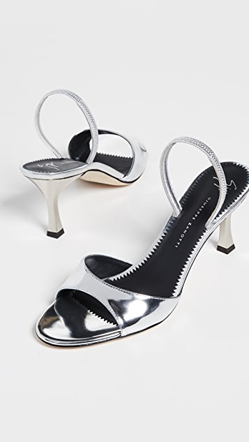 Giuseppe Zanotti Red 70 Sandals