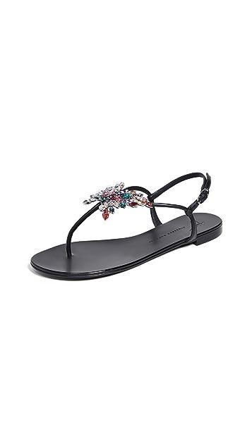 Giuseppe Zanotti Nuvòrock 10 Sandals