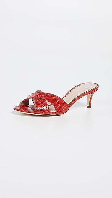 Giuseppe Zanotti Alien 50mm Slide Sandals