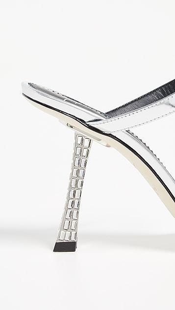 Giuseppe Zanotti Spicy 95mm Slides