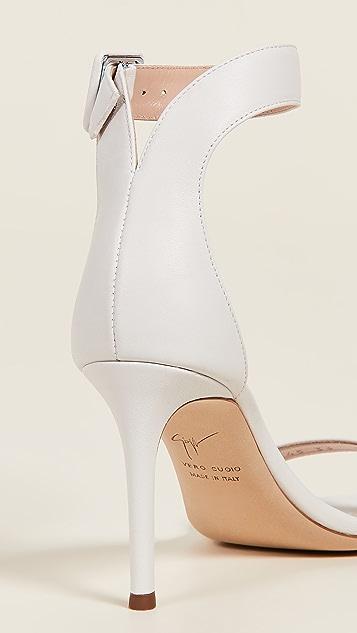 Giuseppe Zanotti Basic 85 Sandals