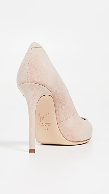 Giuseppe Zanotti Formal 105mm Pumps