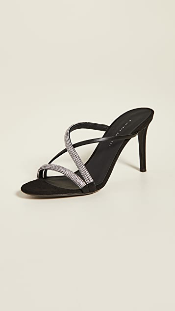 Giuseppe Zanotti 85mm Basic Slide Sandals