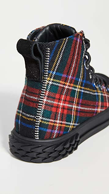 Giuseppe Zanotti Blabber 运动鞋
