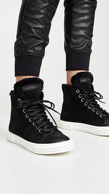 Giuseppe Zanotti Blabber High Top Sneakers