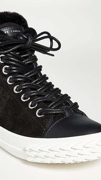 Giuseppe Zanotti Blabber 高帮运动鞋