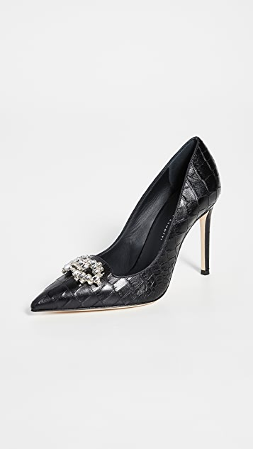 Form 105mm Pumps by Giuseppe Zanotti
