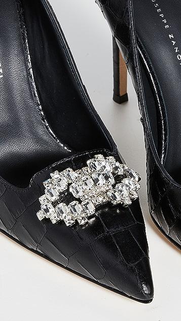 Giuseppe Zanotti Form 105mm 浅口鞋