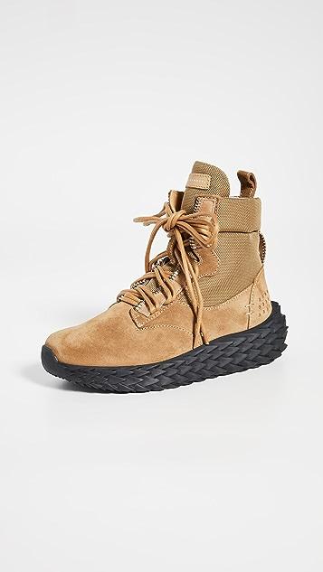 Giuseppe Zanotti Boots Urchin Combat Donna Boost Boots