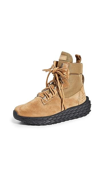 Giuseppe Zanotti Urchin Combat Donna Boost Boots