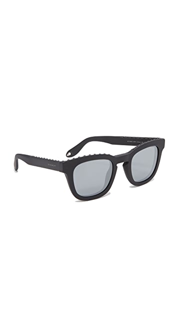 03ae7f13860 Givenchy Studded Mirrored Sunglasses