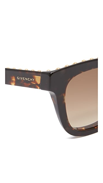 2e44cf94c14 ... Givenchy Studded Sunglasses  Givenchy Studded Sunglasses