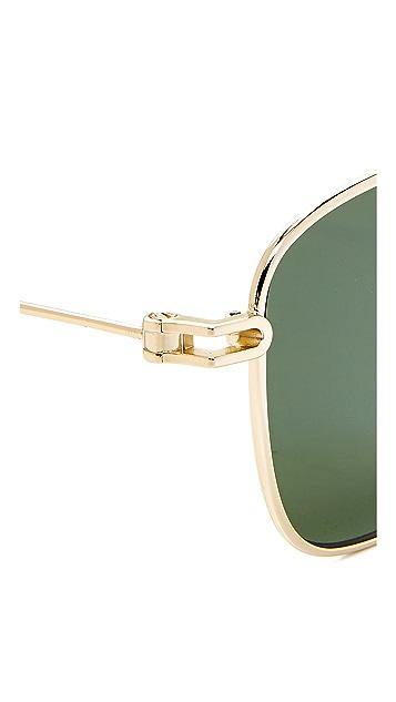 Givenchy Petite Square Sunglasses