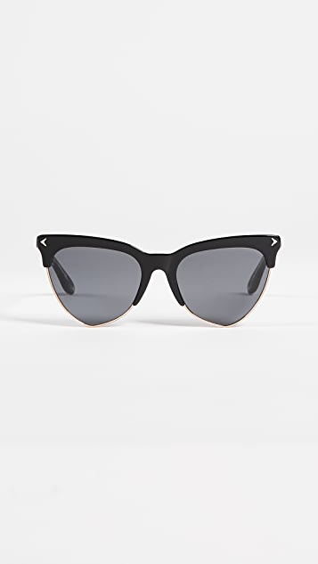 2cd519ba070 Givenchy Teardrop Sunglasses
