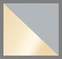 Gold Ruthenium/Black Silver