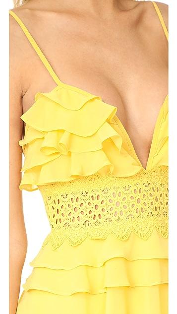 Glamorous Многоуровневое платье
