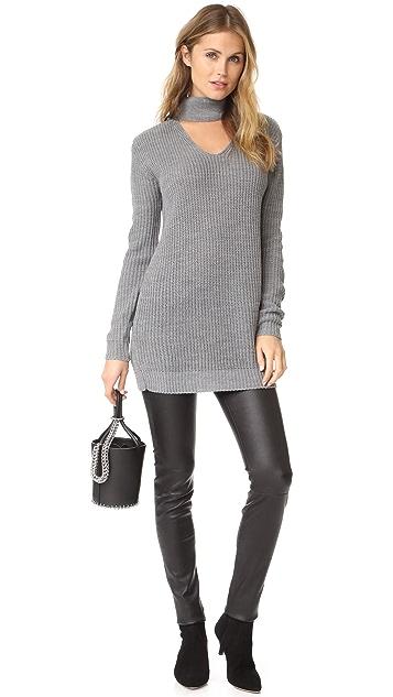 Glamorous Choker Sweater