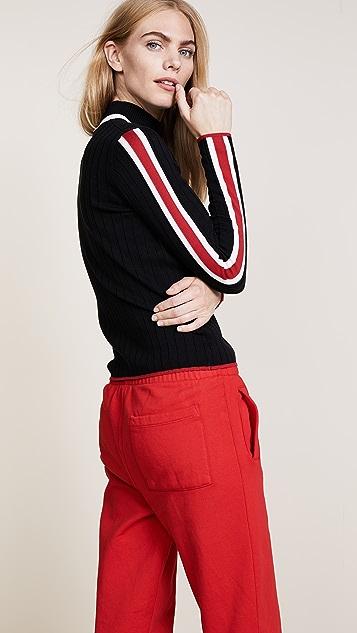 Glamorous Varsity Sweater
