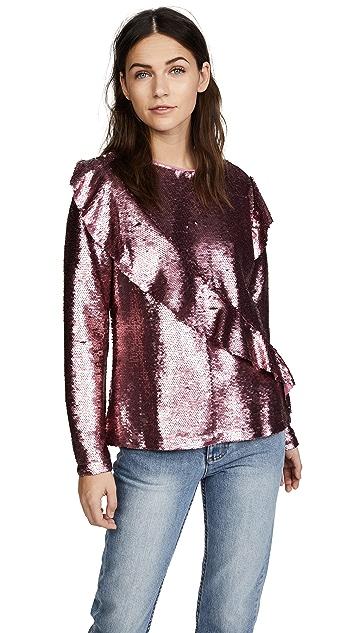 Glamorous Sequin Blouse