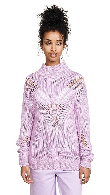 Glamorous Lilac Sweater