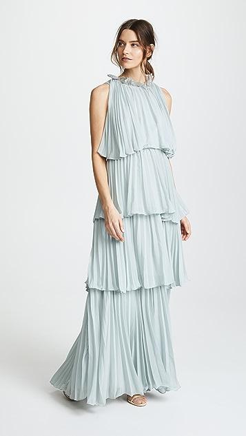 Glamorous True Decadence Ruffle Tier Dress