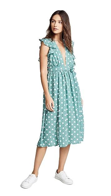 Glamorous Polka Dot Dress