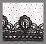 White Black Pinspot