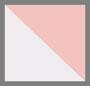 粉色小花透明硬纱