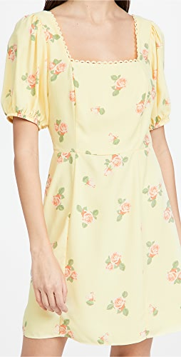Glamorous - Floral Mini Dress