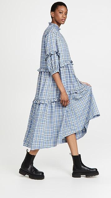 Glamorous 格子连衣裙