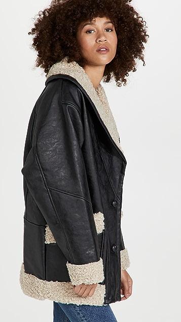 Glamorous 仿皮夹克