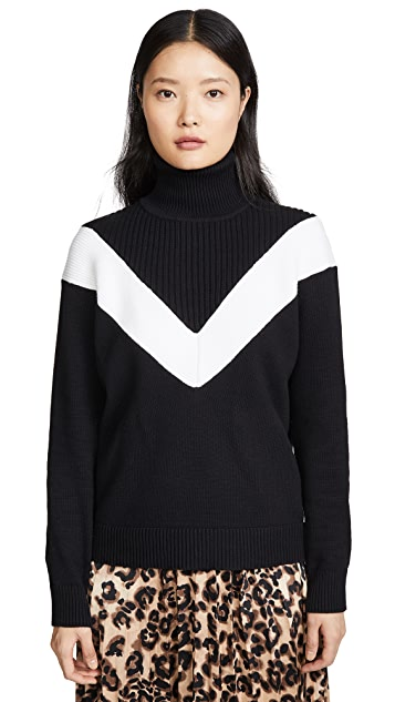 Victor Glemaud Turtleneck Pull Over