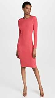Victor Glemaud Knit Dress